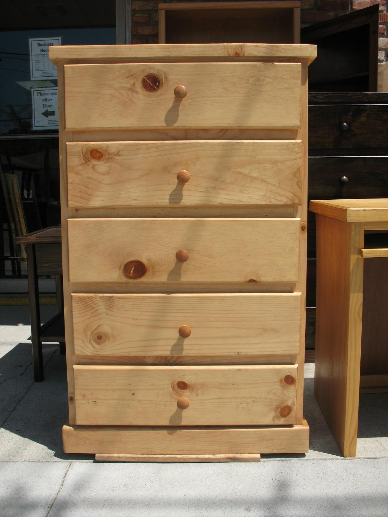 Five Drawer Chest ~ Woodwork cheap drawer dresser pdf plans